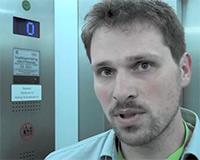 Fahrstuhlpitch