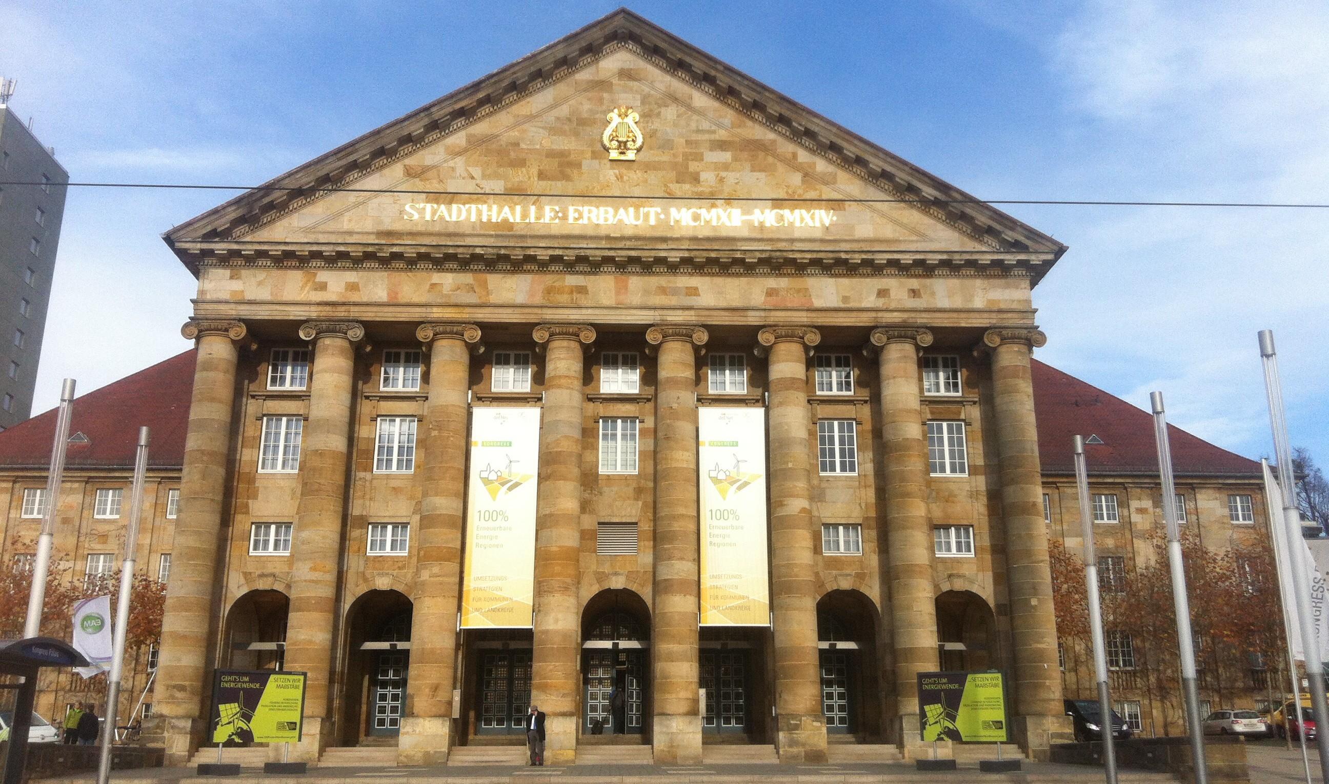 Palais in Kassel