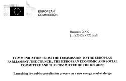 Europäischer Strommarkt