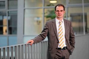 Geschäftsführer des BWS: Carsten Körnig