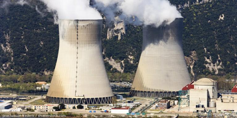 Frankreichs Energiewende mit viel Atomkraft