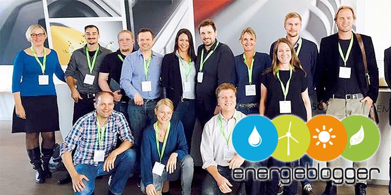 Teamfoto: Energieblogger