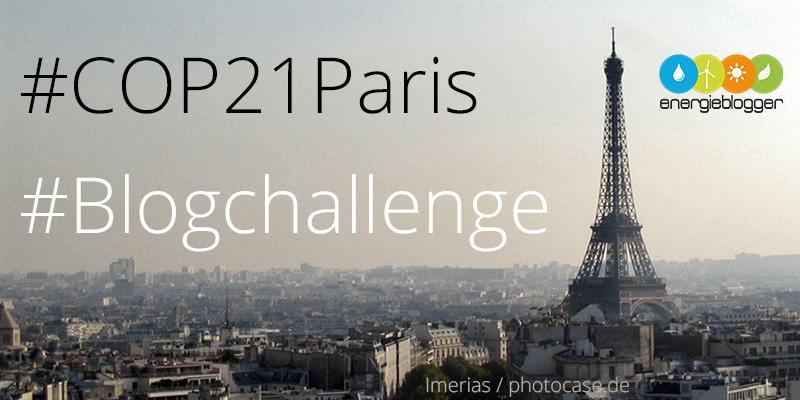 Eiffelturm #COP21Paris