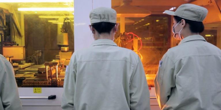 Solarfabrik China