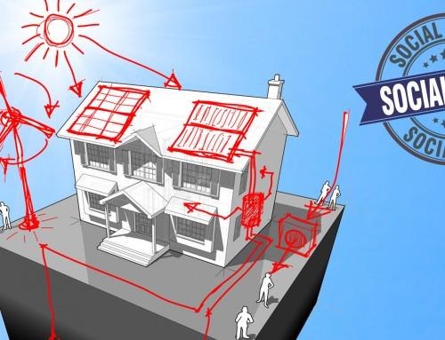 Social Media Studie zu Dialogmedien von Anlageherstellern erneuerbarer Gebäudeenergie