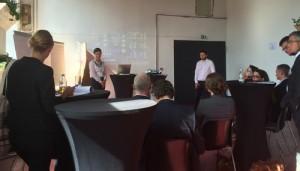 Bei vielen Sessions des Barcamps wurde munter diskutiert.