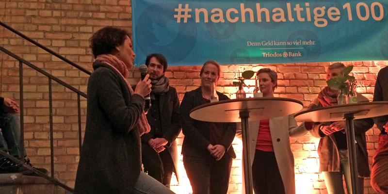 #nachhaltige100, Twittertreffen